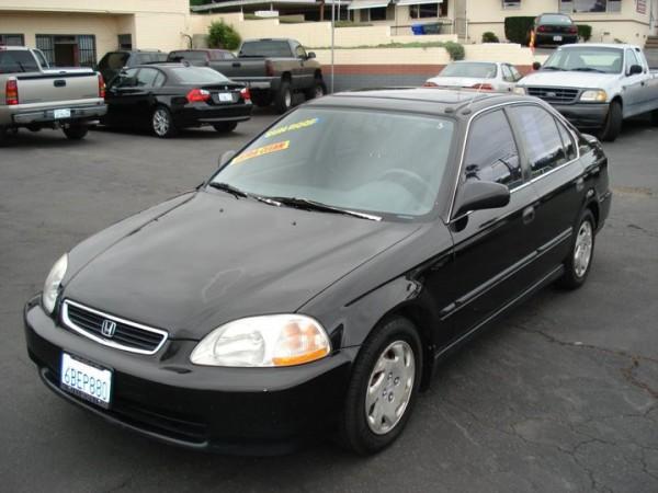 1997 used honda civic color black for sale in rh salecarro com honda civic 1997 manual transmission honda civic 1997 manual parts
