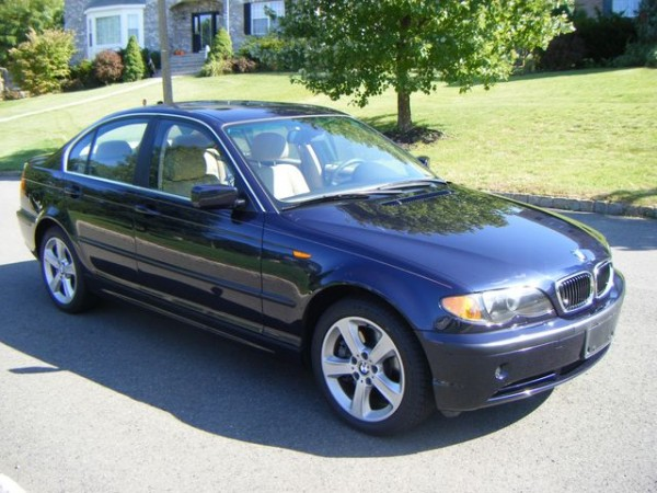2004 Used Bmw 330xi Color Blue For Sale In